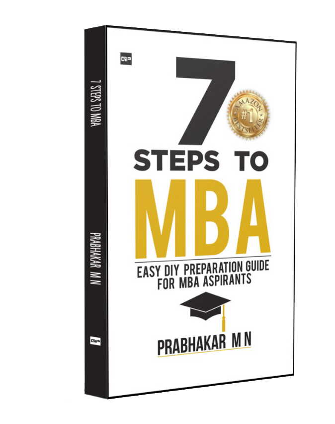 7 steps to MBA