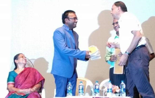 Balamandir guest of Honour